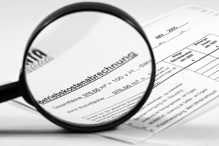 Betriebskostenabrechnung - Verfristung von Einwendungen – Zwölfmonatsfrist
