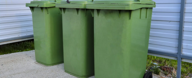 WEG-Beschluss-Anfechtung - Verlegung des Standorts von Mülltonnen