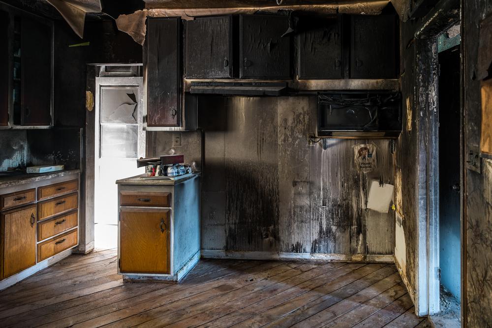 Mietminderungsrecht bei vom Mieter verursachten Wohnungsbrand