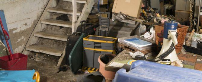 Mieterkeller – Ausräumen durch Vermieter - Selbsthilferecht