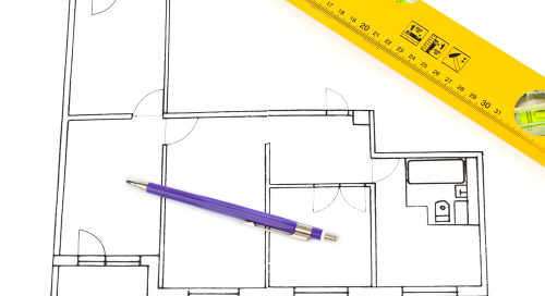 konkludente Wohnflächenvereinbarung - Angabe der Wohnungsgröße im Inserat des Maklers