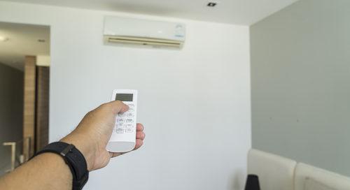 WEG - Zustimmungsverweigerung zur Montage von Klimaaußengeräten - mäßige Beeinträchtigung