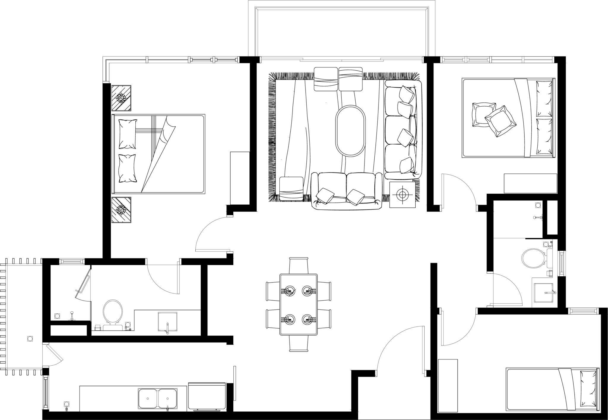 Wohnraummietvertrag - Einbeziehung einer Dielenfläche in Gesamtmietfläche