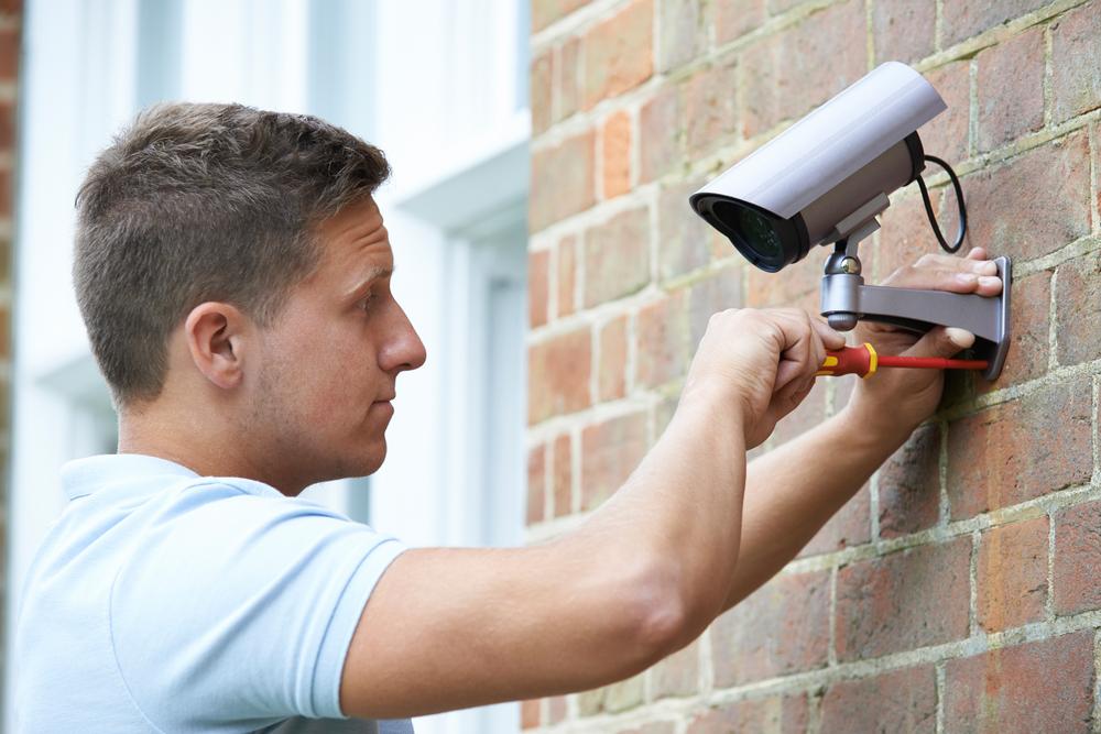WEG - Zulässigkeit der Installation einer Überwachungskamera durch Grundstückseigentümer
