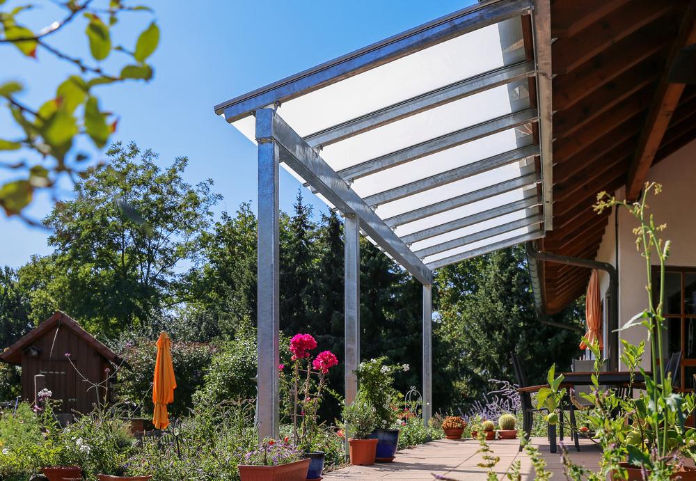 WEG - Einbau eines Terrassendachs - Genehmigung