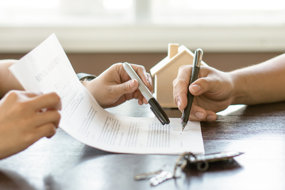 Mietvertragskündigung - Anforderungen an Schriftformerfordernis